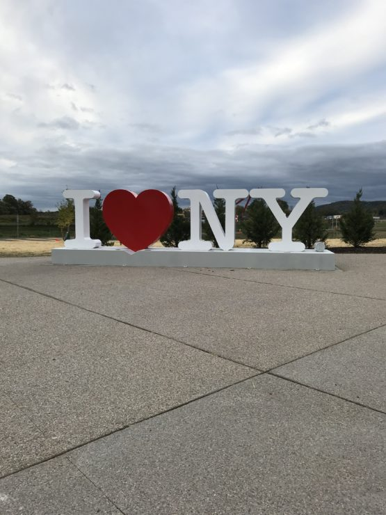 Welcome Center NYS Thruway